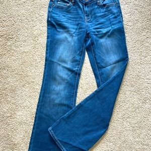 New York & Co bootcut jeans size 6P